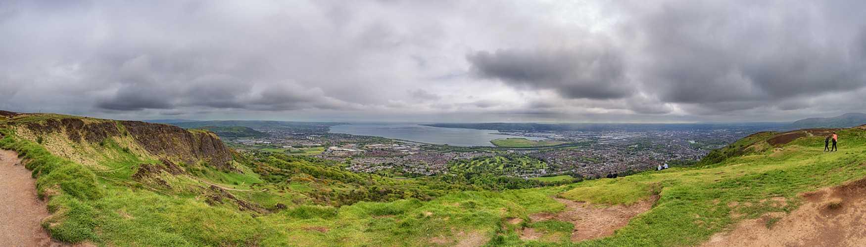 Cavehill - Noord Ierland