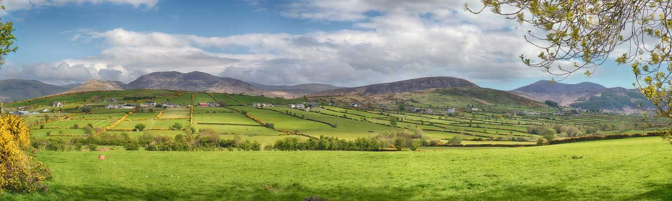 Mourne Mountains - Noord Ierland